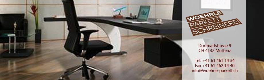 laminat woehrle parkett 4132 muttenz ihr parkett fachmann in der region basel fricktal. Black Bedroom Furniture Sets. Home Design Ideas