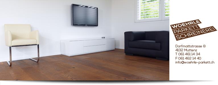 home woehrle parkett 4132 muttenz ihr parkett fachmann in der region basel fricktal. Black Bedroom Furniture Sets. Home Design Ideas